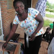 Using the eCookstove at Namisu, Malawi